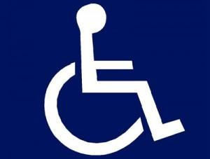 Logo gehandicapten